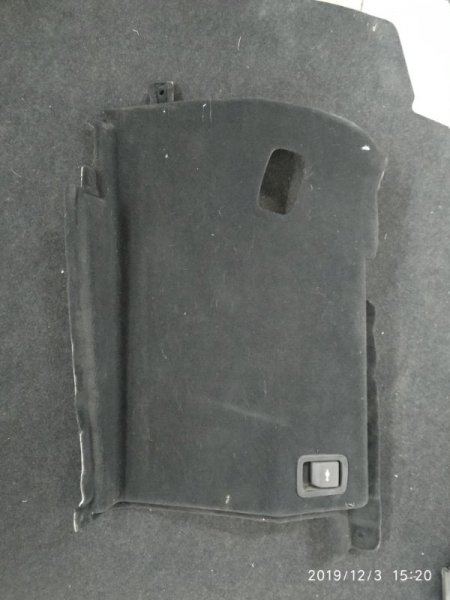 Обшивка багажника Bmw 5 Series E61 E60 M54 2003 задняя левая (б/у)
