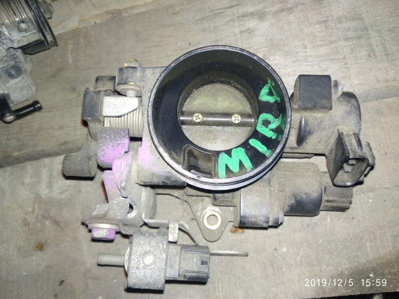 Дросельная заслонка Daihatsu Mira L275V KF-VE 2006 (б/у)