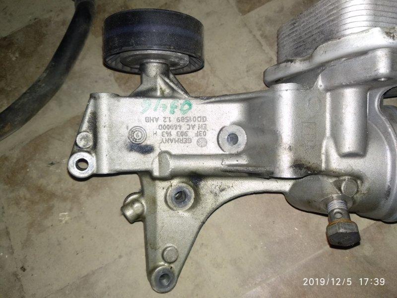 Корпус масляного фильтра Volkswagen Golf VI CBZB 2008 (б/у)