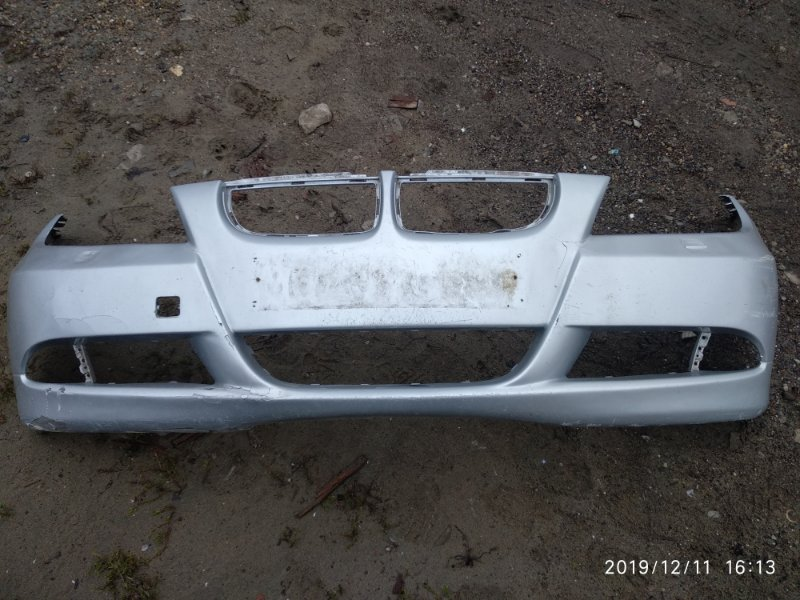 Бампер Bmw 3 Series E90 передний (б/у)