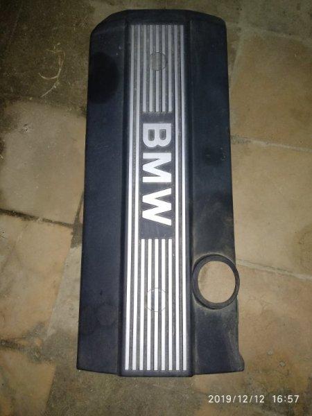 Накладка двс декоративная Bmw 5 Series E61 E60 M54 2003 (б/у)