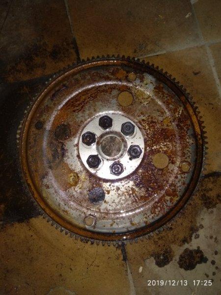Зубчатое колесо Mazda 6 (Atenza) Ii GH LF 2007 (б/у)