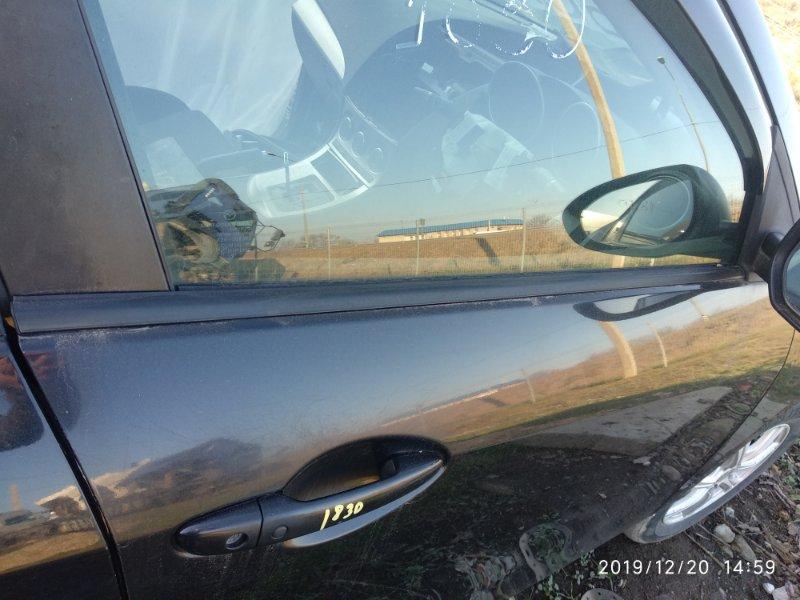 Молдинг стекла двери прижимной Mazda 3 (Axela) 2 BL LF17 2008 передний правый (б/у)
