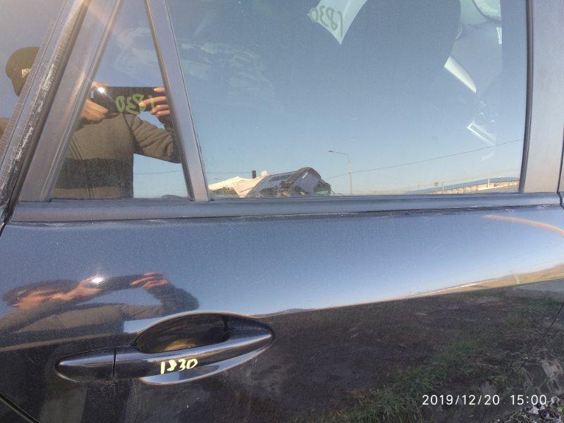 Молдинг стекла двери прижимной Mazda 3 (Axela) 2 BL LF17 2008 задний правый (б/у)