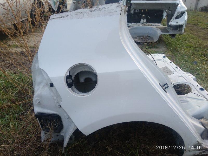Крыло Volkswagen Golf VI CBZB 2008 заднее правое (б/у)