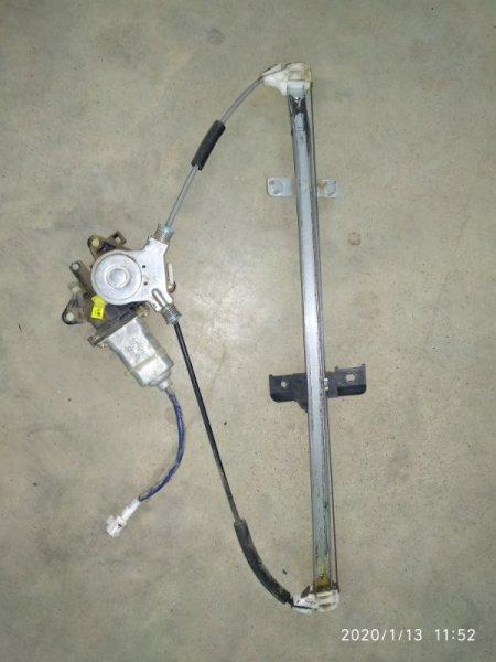 Механизм стеклоподъёмника Suzuki Escudo TA52W J20A задний левый (б/у)