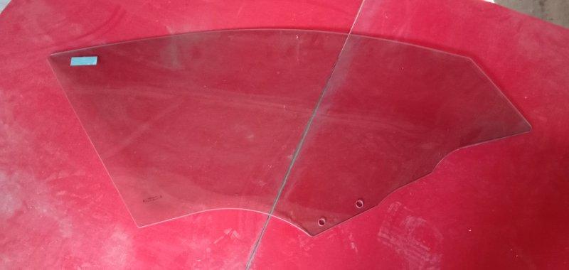 Стекло двери Mazda 3 BK 2003 переднее правое