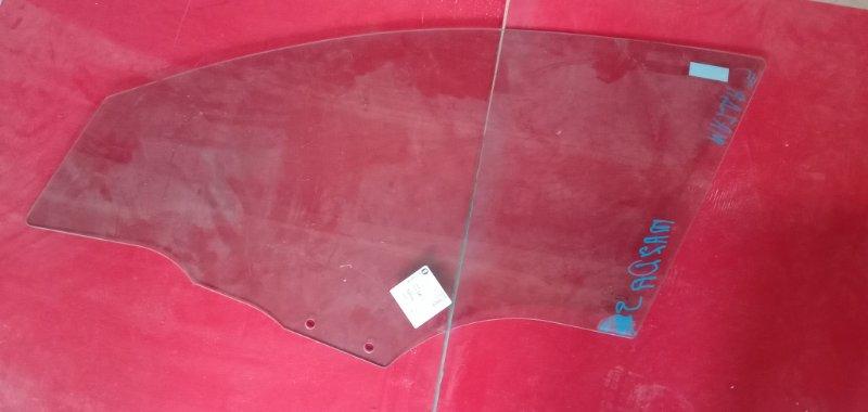 Стекло двери Mazda 3 BK 2003 переднее левое