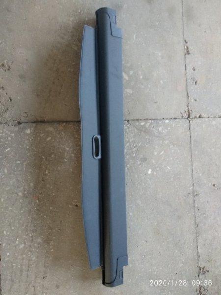 Шторка багажника Bmw X3 2.5Si E83 N52B25A 2003 (б/у)