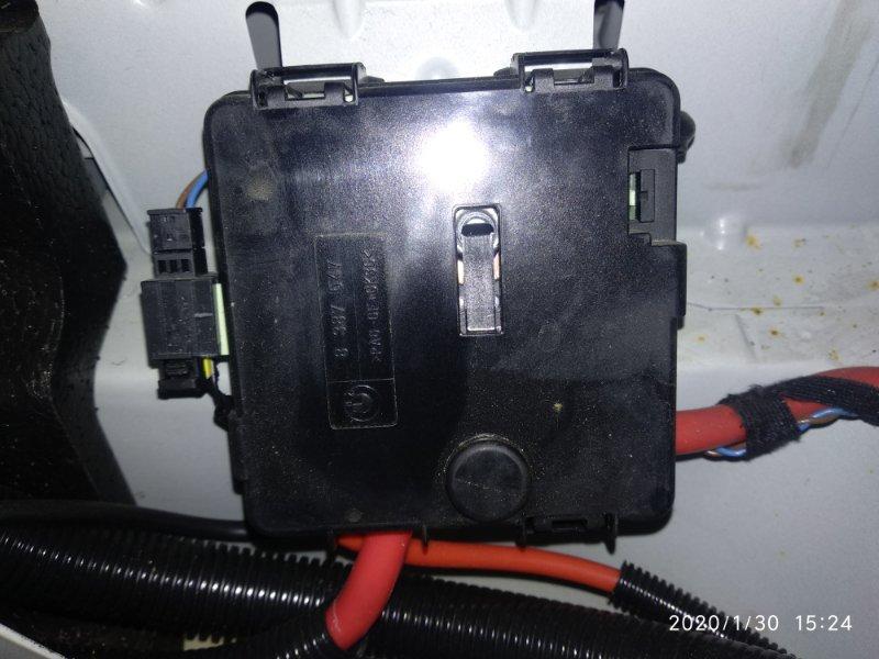 Блок электронный Bmw X3 2.5Si E83 N52B25A 2003 (б/у)