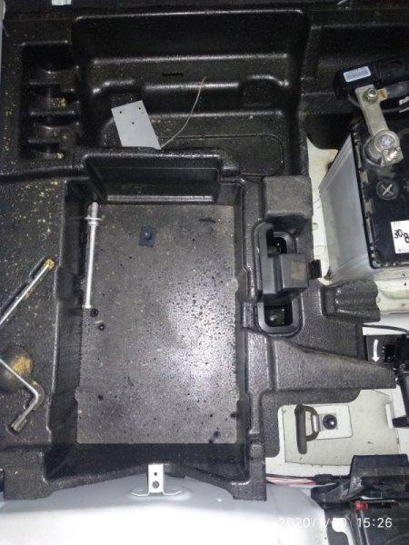 Ниша в багажник Bmw X3 2.5Si E83 N52B25A 2003 задняя левая (б/у)