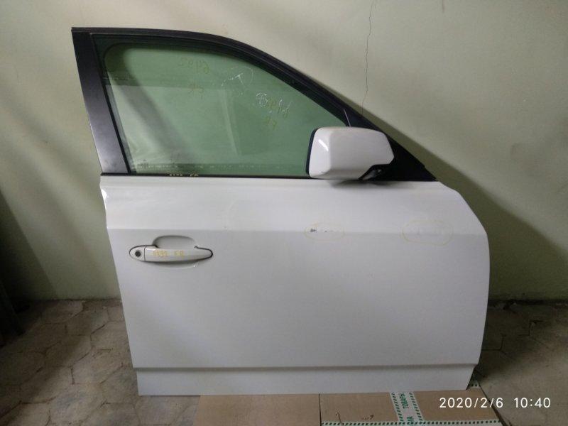 Дверь Bmw X3 2.5Si E83 N52B25A 2003 передняя правая (б/у)