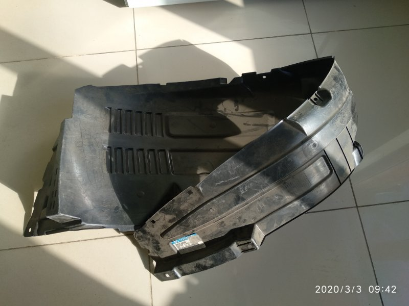 Подкрылок Hyundai Starex 2007 передний левый (б/у)