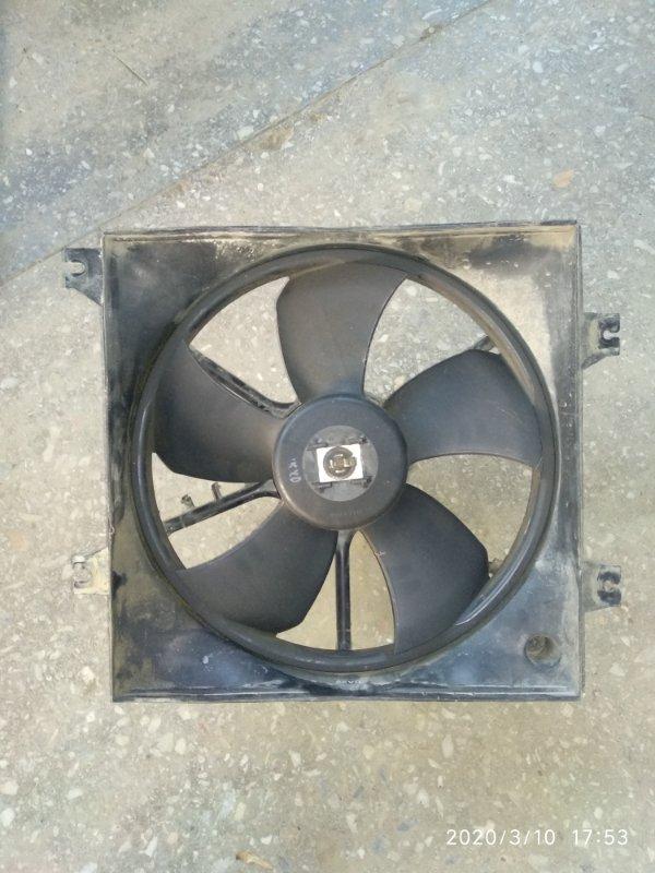 Диффузор радиатора Hyundai Accent LC2 G4EC-G 1999 (б/у)