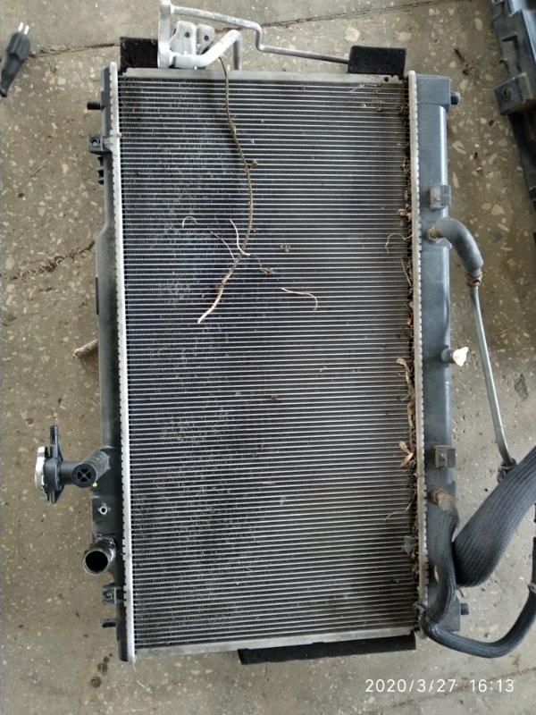 Радиатор Mazda 6 (Atenza) Ii GH LF 2007 (б/у)