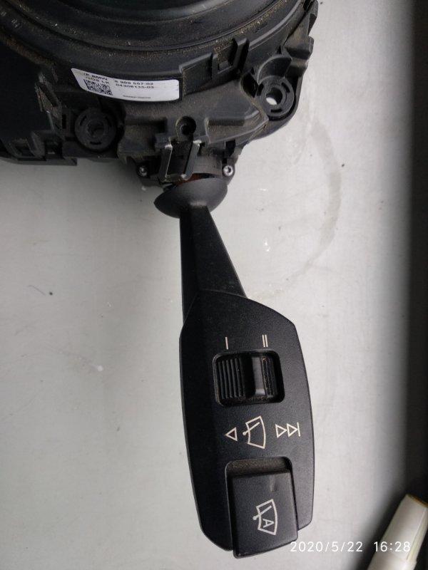 Подрулевой переключатель Bmw 5 Series E61 E60 M54 2003 правый (б/у)