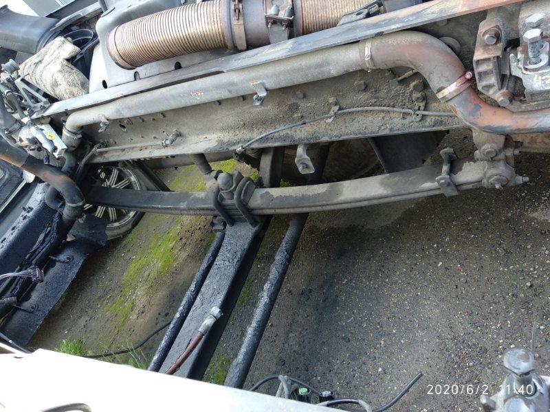 Рессора Scania 4 Series DT12 14 L01 20051031 передняя правая (б/у)