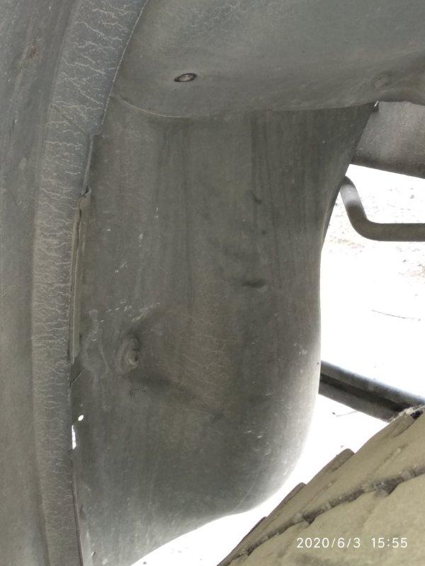 Локер Scania 4 Series DT12 14 L01 20051031 передний правый нижний (б/у)