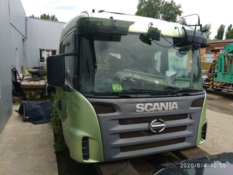 Кабина Scania 4 Series DT12 14 L01 20051031 (б/у)
