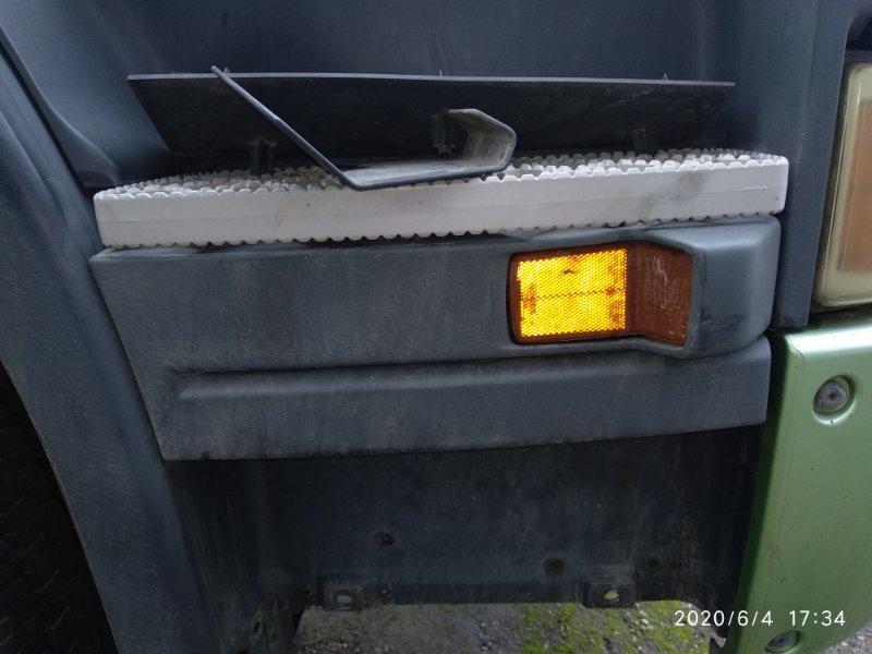 Накладка (кузов наружные) Scania 4 Series R 420 DT12 14 L01 2005 передняя правая (б/у)