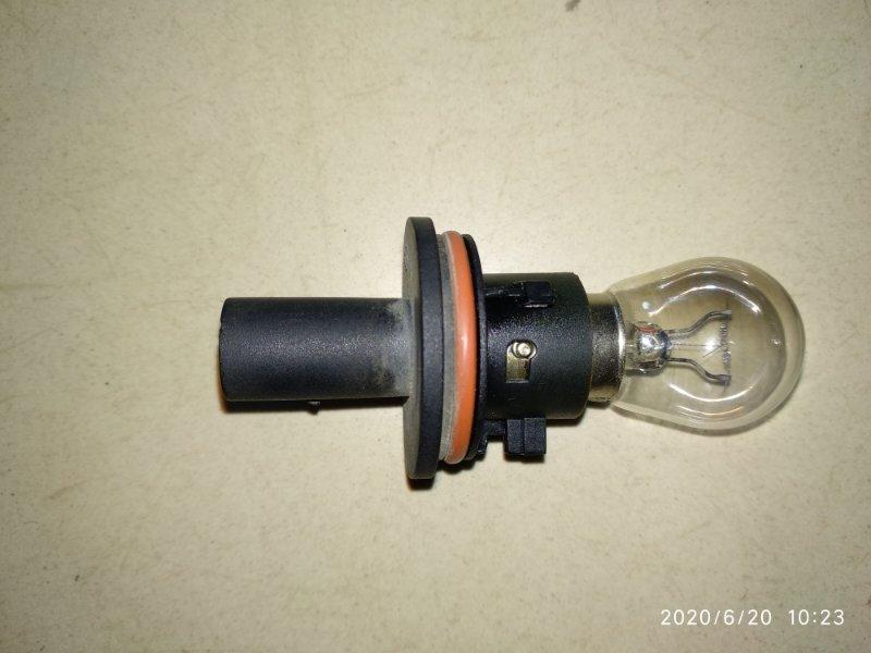 Патрон габаритного фонаря Scania 4 Series R 420 DT12 14 L01 2005 передний правый (б/у)