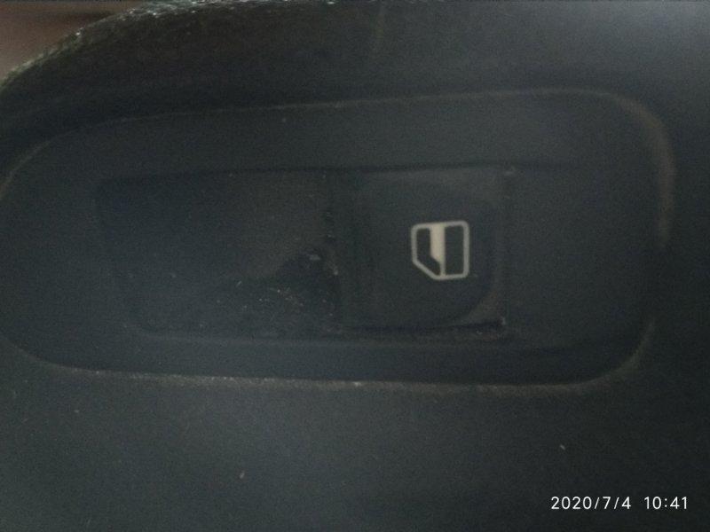 Кнопка стеклоподъемника Volkswagen Golf VI CAXA 2008 задняя левая (б/у)