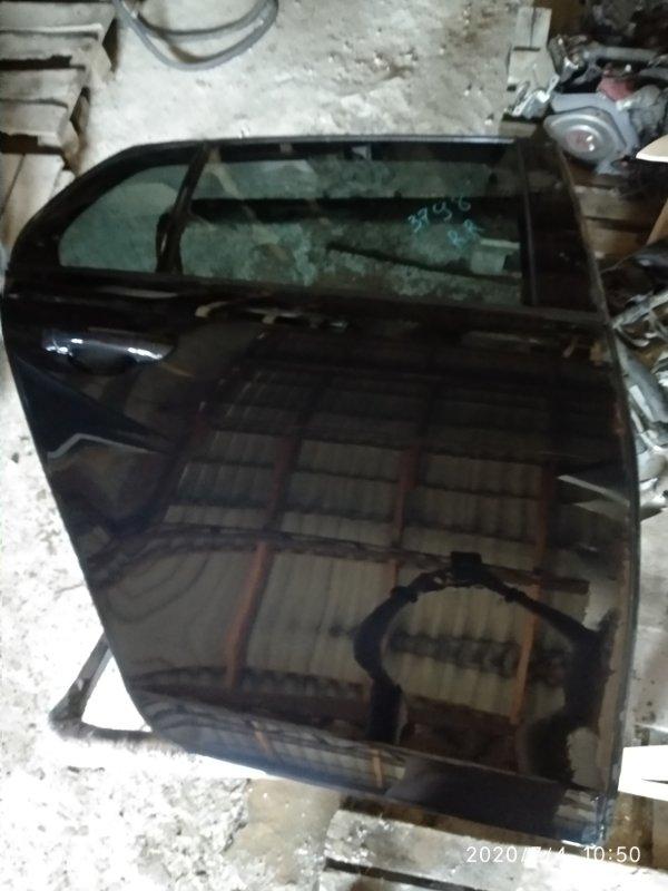Дверь Volkswagen Golf VI CAXA 2008 задняя правая (б/у)