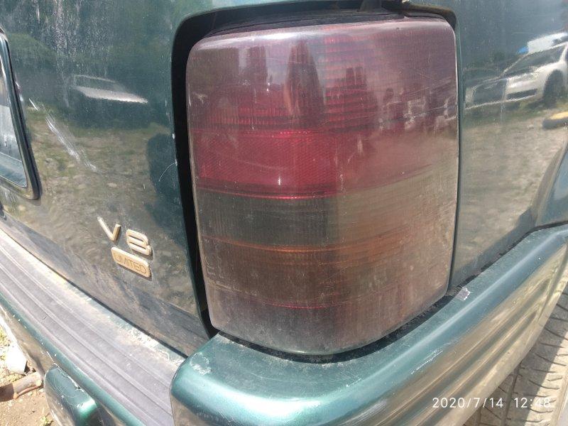Фонарь задний Jeep Zg Grand Cherokee (Steyr) ZJ MAGNUM 318 1998 задний правый (б/у)