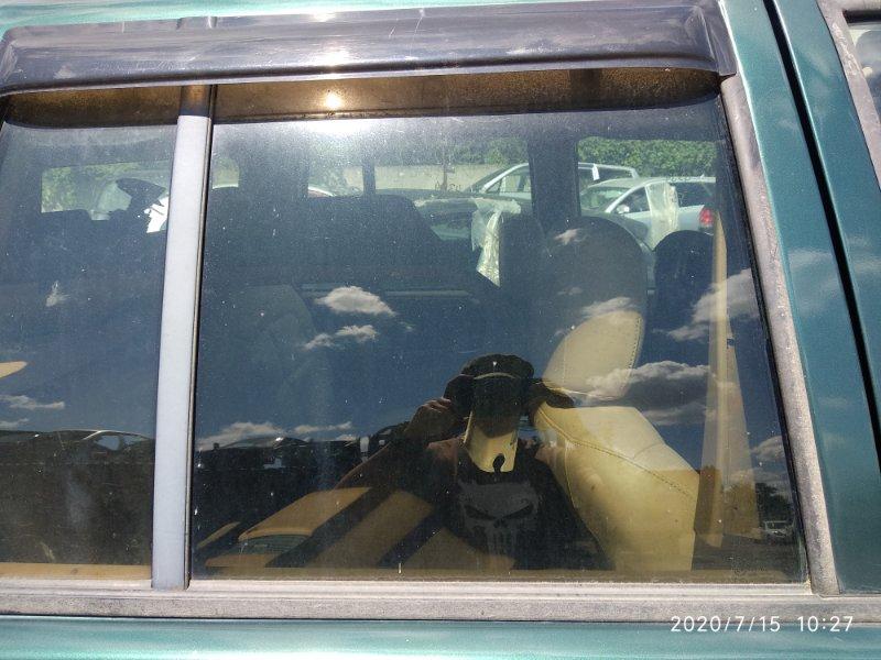 Стекло двери Jeep Zg Grand Cherokee (Steyr) ZJ MAGNUM 318 1998 заднее правое (б/у)