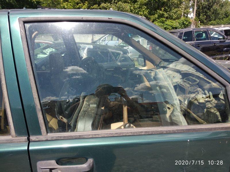 Стекло двери Jeep Zg Grand Cherokee (Steyr) ZJ MAGNUM 318 1998 переднее правое (б/у)