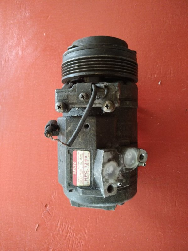 Компрессор кондиционера Bmw X5 E53 M54 1999 (б/у)