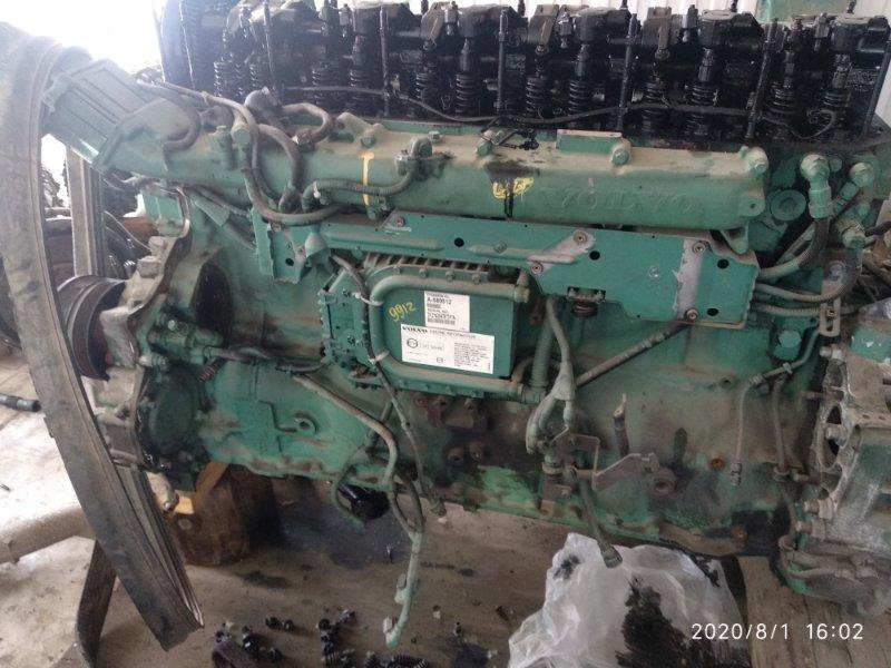 Шорт-блок Volvo Fh12 D12D420 2004 (б/у)