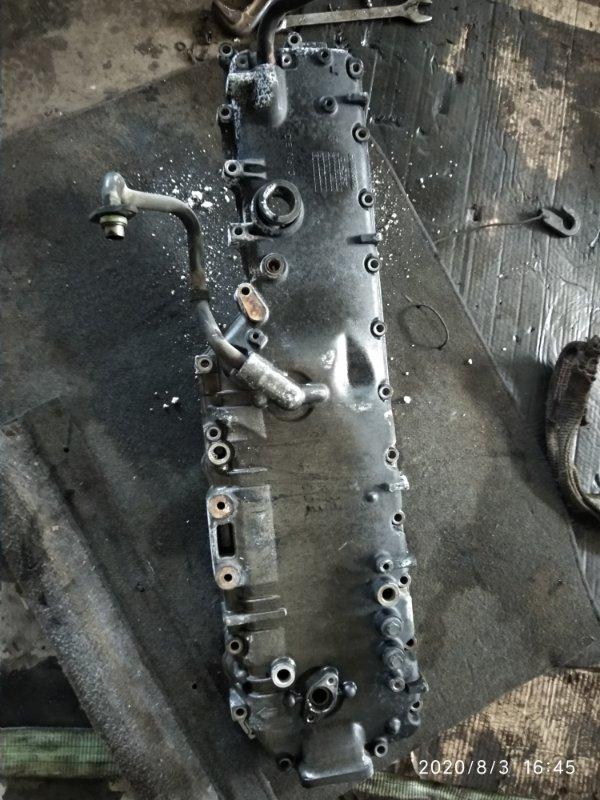 Крышка теплообменника Volvo Fh12 D13B 2002 (б/у)