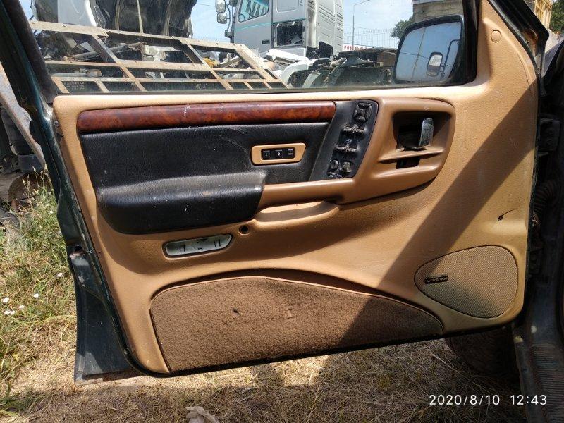 Обшивка двери Jeep Zg Grand Cherokee (Steyr) ZJ MAGNUM 318 1998 передняя левая (б/у)