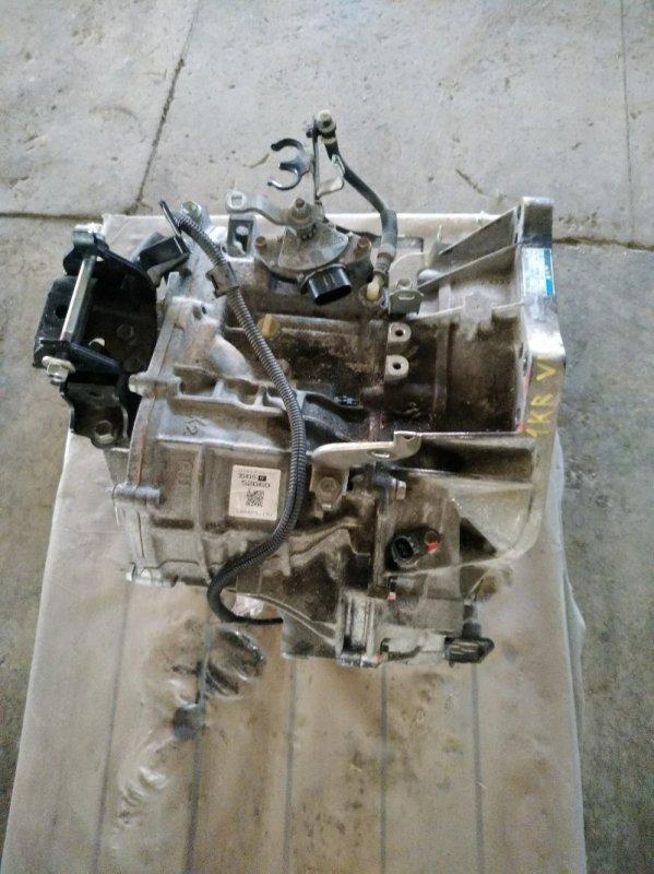 Акпп Toyota Vitz KSP90 1KR FE 2005 (б/у)