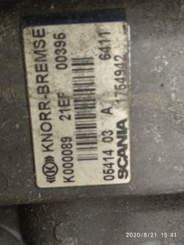 Блок клапанов Scania 4 Series DT12 14 L01 20051031 (б/у)