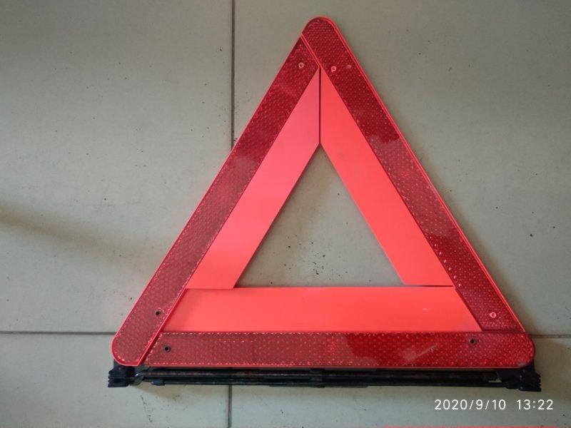 Знак аварийной остановки Mercedes Benz E 350 W211 272964 2005 (б/у)