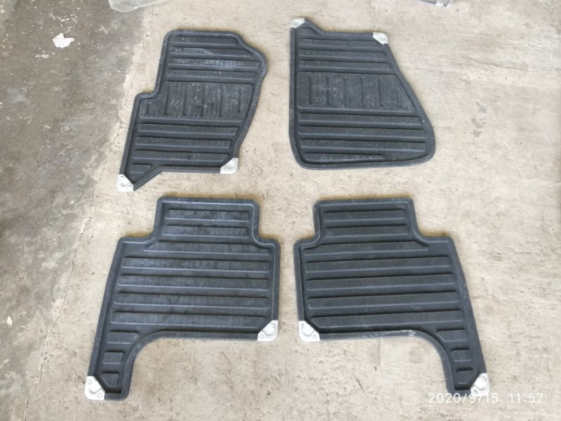 Коврики комплект Land Rover Range Rover Sport (б/у)