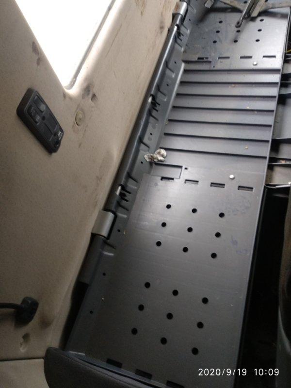 Полка нижнего спальника Scania 4 Series DT12 14 L01 20051031 (б/у)