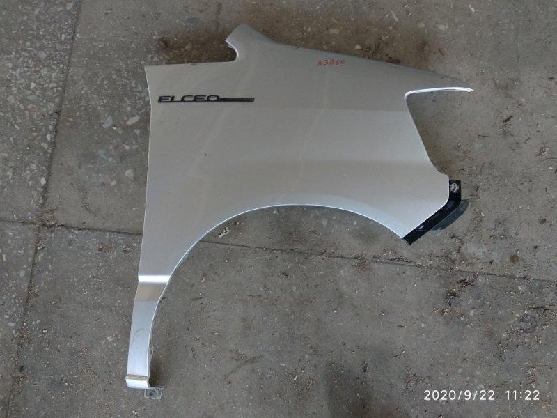 Крыло Toyota Noah AZR60 1AZ FE 2001 переднее правое (б/у)