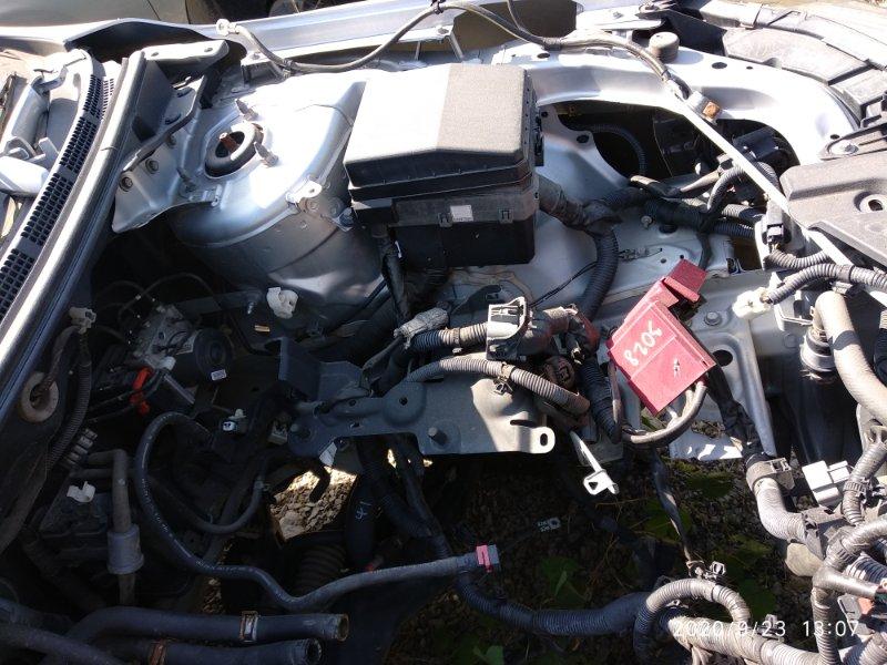 Лонжерон Mitsubishi Lancer (Galant Fortis) CY4A 4B11 2007 левый (б/у)