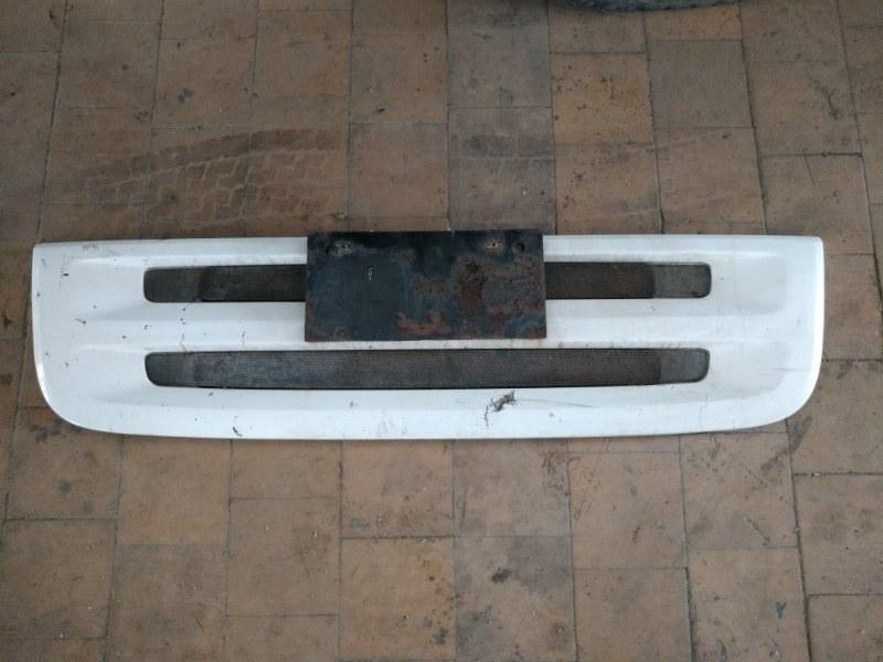 Решетка радиатора Scania 4 Series R 420 DT12 14 L01 2005 (б/у)