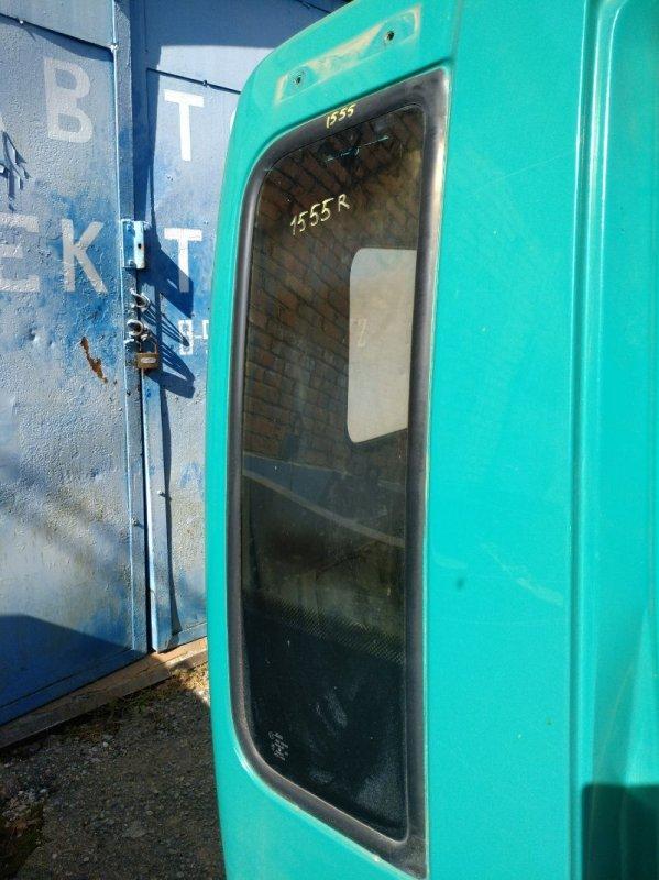 Молдинг стекла спальника кабины Hino Ranger Hino Ranger FG1 H06CT 1994 правый (б/у)