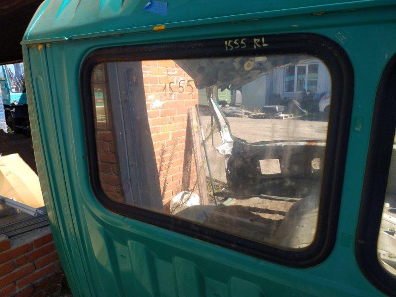 Молдинг стекла спальника кабины Hino Ranger Hino Ranger FG1 H06CT 1994 задний левый (б/у)