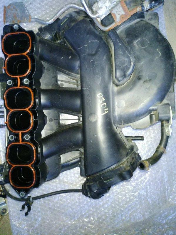 Коллектор впускной Nissan Teana J32 VQ35DE 2007 (б/у)