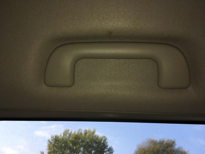 Ручка внутренняя потолочная Toyota Noah ZRR70G 3ZR FE 2007 задняя (б/у)