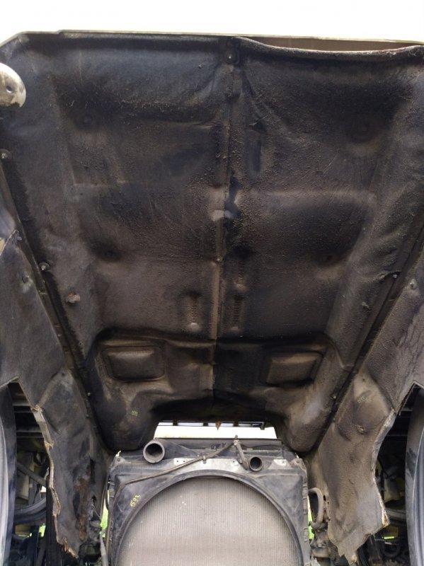 Шумоизоляция моторного отсека Volvo Fh12 D12D420 2004 (б/у)