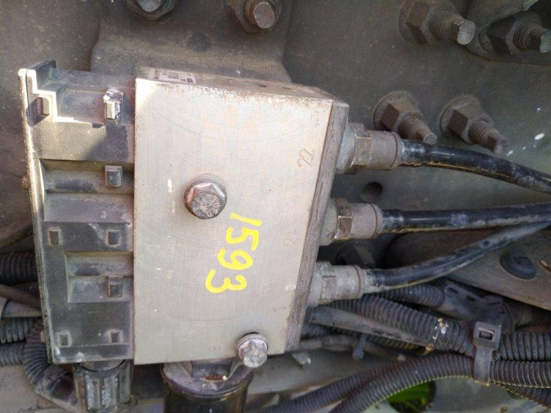 Кран уровня пола Volvo Fh12 D12D420 2004 (б/у)