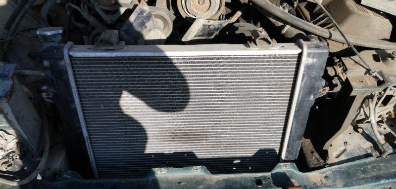 Радиатор основной Jeep Zg Grand Cherokee (Steyr) ZJ MAGNUM 318 1998 (б/у)