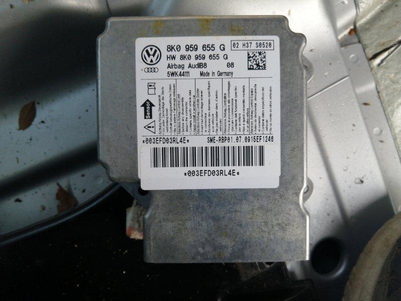 Блок управления air bag Audi A4 B8 CDNC 2008 (б/у)